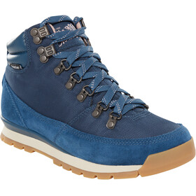 The North Face Back-To-Berkeley Redux Shoes Women Blue Wing Teal/Misty Rose